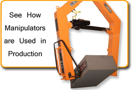 See how our manipulators are used in production